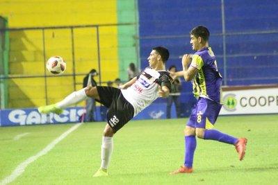 Deportivo Capiatá y General Díaz sellan un empate que no les ayuda mucho