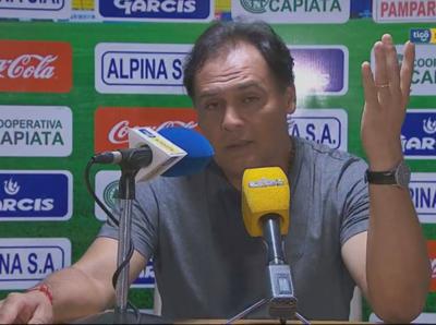 Celso Ayala sostiene que el juego cambió tras las expulsiones