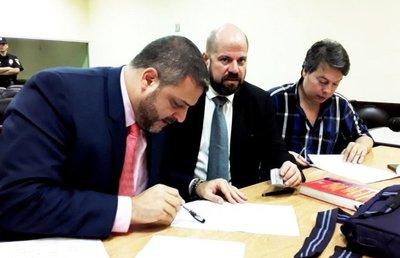 Ortigoza exige que un parlasuriano afronte juicio por caso San Agustín