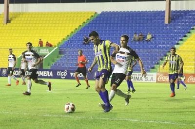 Deportivo Capiatá y General Díaz empatan en el Erico Galeano