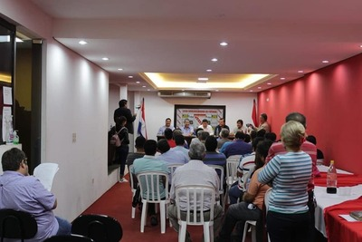 Municipalidad hizo aporte económico a la LSLF