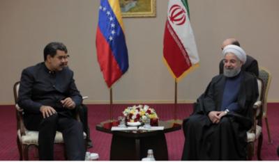 EE.UU. alertó sobre el papel de Irán en la protección de Maduro