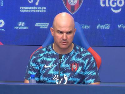 Jubero analiza algunos cambios para el juego contra Zamora