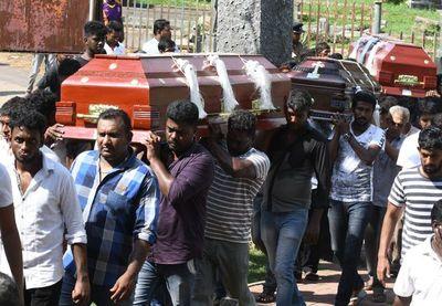 Estado Islámico reivindica los atentados de Sri Lanka