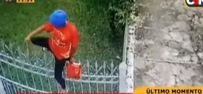 Detienen a mujer tras robo en vivienda