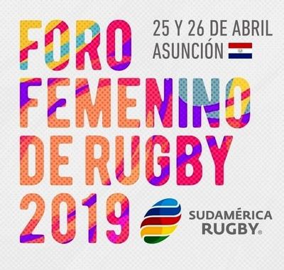 Foro Femenino Sudamérica Rugby 2019 se realiza desde este jueves en Asunción