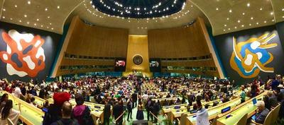 Representante indígena participa de foro sobre conocimientos tradicionales de la ONU