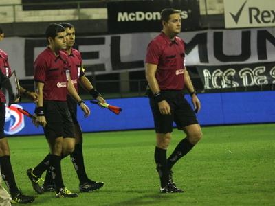 Los árbitros para la fecha 18 del torneo Apertura
