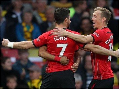 El Southampton roza la permanencia con el gol más rápido de la Premier