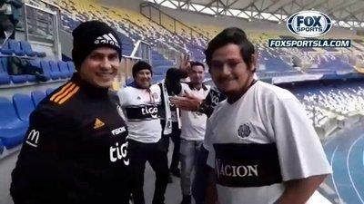 El aguante en Concepción