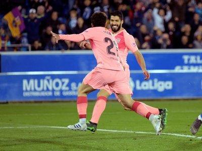 Barcelona gana y queda a un pasito del título