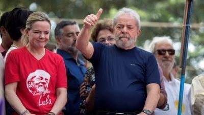 Justicia brasileña reduce pena de Lula a ocho años y diez meses de cárcel