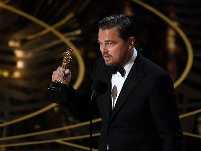 DiCaprio negocia protagonizar el nuevo film de Guillermo del Toro