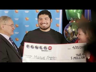 Hispano de 24 años es el nuevo multimillonario en EE.UU.