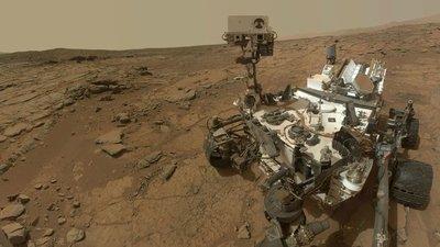 """Sonda de la NASA registra el primer posible """"martemoto"""""""