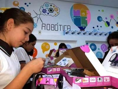 "Habilitan inscripciones para el evento nacional ""Paraguay Open Robotics"""