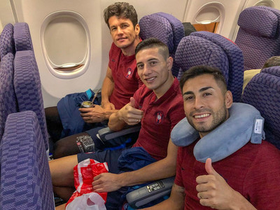 Cerro Porteño viajó a Venezuela para seguir siendo primero