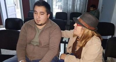 Ratifican juicio para Stiben Patrón por el caso bomba molotov