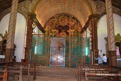 Reliquias olvidadas: muchos de nuestros templos necesitan urgente restauración