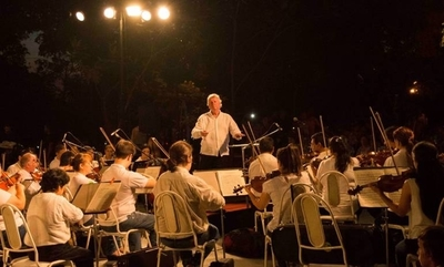 HOY / Conciertos de la Orquesta Sinfónica llegan a los barrios de Asunción
