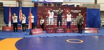 El paraguayo Diego Ramírez se colgó el bronce en Buenos Aires