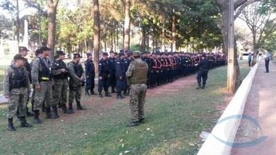 Policía emite alerta de máxima seguridad por manifestación de este jueves