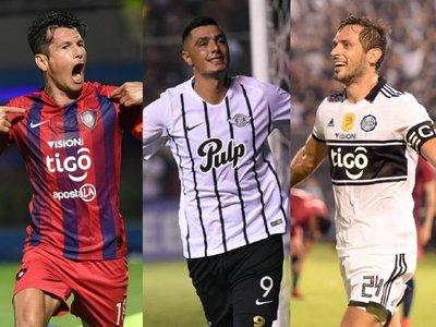 Tres equipos paraguayos en octavos después de 28 años