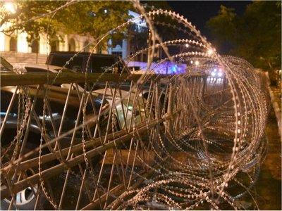 Activaron alerta policial máxima  a raíz de  la  movilización ciudadana