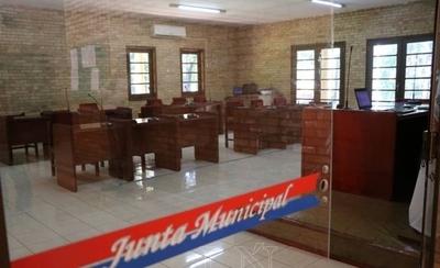 HOY / Fiscalía allana Junta Municipal de CDE