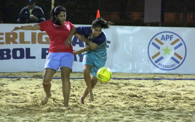 Areguá y Nacional definirán el título de la competencia
