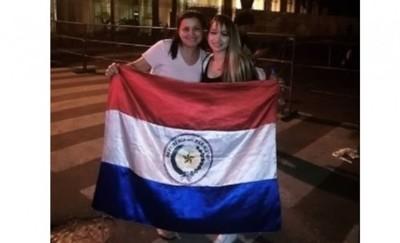 """Marilina Bogado Se Unió A La """"vigilia"""" Por El Desbloqueo De Las Listas Sábanas"""