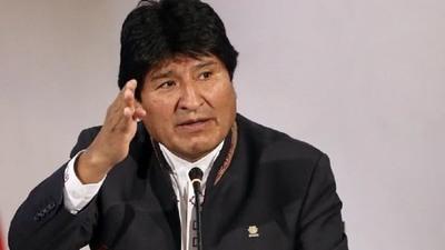 Evo Morales reclama mano dura para policías que colaboren con narcotráfico