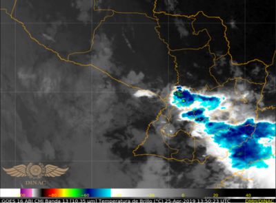 Meteorología emite boletín para zona del bajo Chaco con lluvias importantes