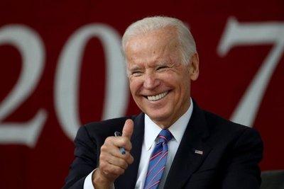 El demócrata Joe Biden anuncia candidatura a la Casa Blanca