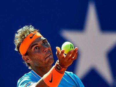 Nadal despide a Ferrer de su último Godó y se clasifica para cuartos
