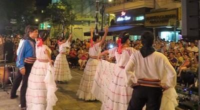 """Se realizará una nueva edición de """"El folklore sale a las calles"""" en Asunción"""