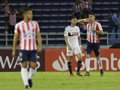 Junior vence a San Lorenzo y rompe racha de ocho partidos sin ganar