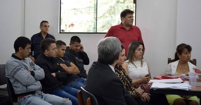 Condenados por tenencia de cargamento de marihuana en Pdte. Franco