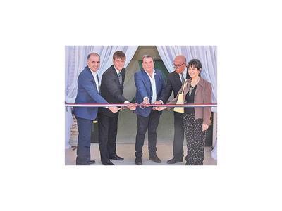 Universidad San Carlos inaugura nueva sede en Presidente Hayes