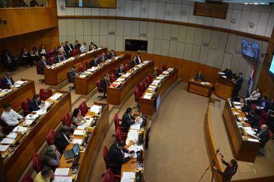 Senado aprobó desbloqueo de listas en internas y generales