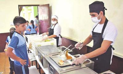 Prieto afirma  que las empresas sobrefacturan el   almuerzo escolar