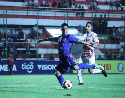 Sol vence a Sportivo San Lorenzo en el arranque de la fecha 18