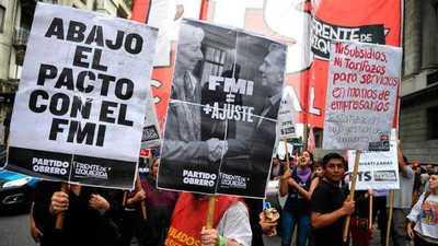 Riesgo país llegó a niveles históricos en la Argentina
