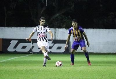 Santaní rescata un empate ante Luqueño