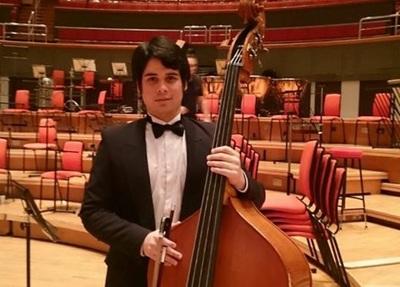Joven sanlorenzano fue elegido para integrar Orquesta de las Américas