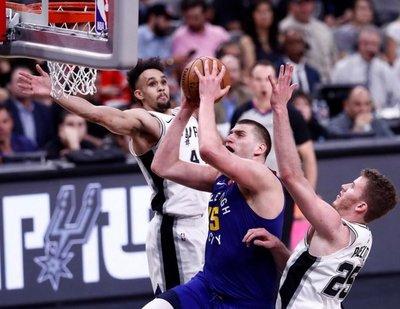 Spurs y Nuggets decidirán en el séptimo partido