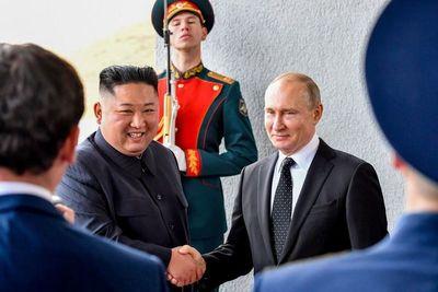 "Terminó la ""amistosa"" cumbre Kim-Putin, lejos de la ""mala fe"" de Estados Unidos"