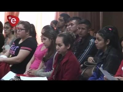 BECAS JUVENTUD BENEFICIA A MÁS DE 120 JOVENES DE ITAPÚA