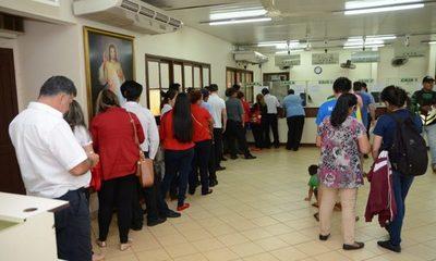 Buscan que funcionarios municipales de CDE cobren vía cajero automático