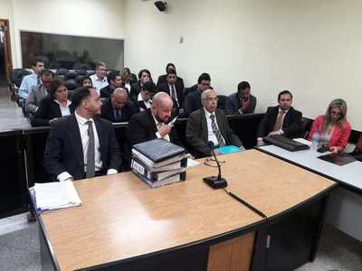 Secretaria Vip: Fiscal solicitó seis años de cárcel para excontralor